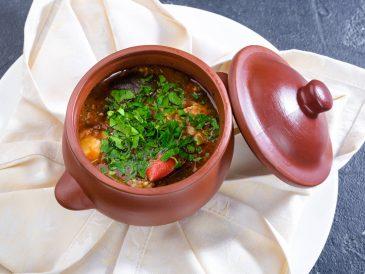 чанахи фото, грузинская еда доставка москва, император холл, грузинский ресторан меню