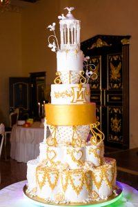 заказать свадебный торт в Москве