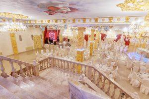 лучшие банкетные залы Москвы, банкетный зал в Одинцово, император Холл