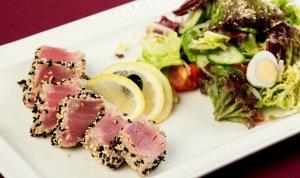 салат из тунца, доставка император