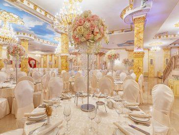 красивые рестораны Москвы для свадьбы, императорхолл, imperator hall, император холл